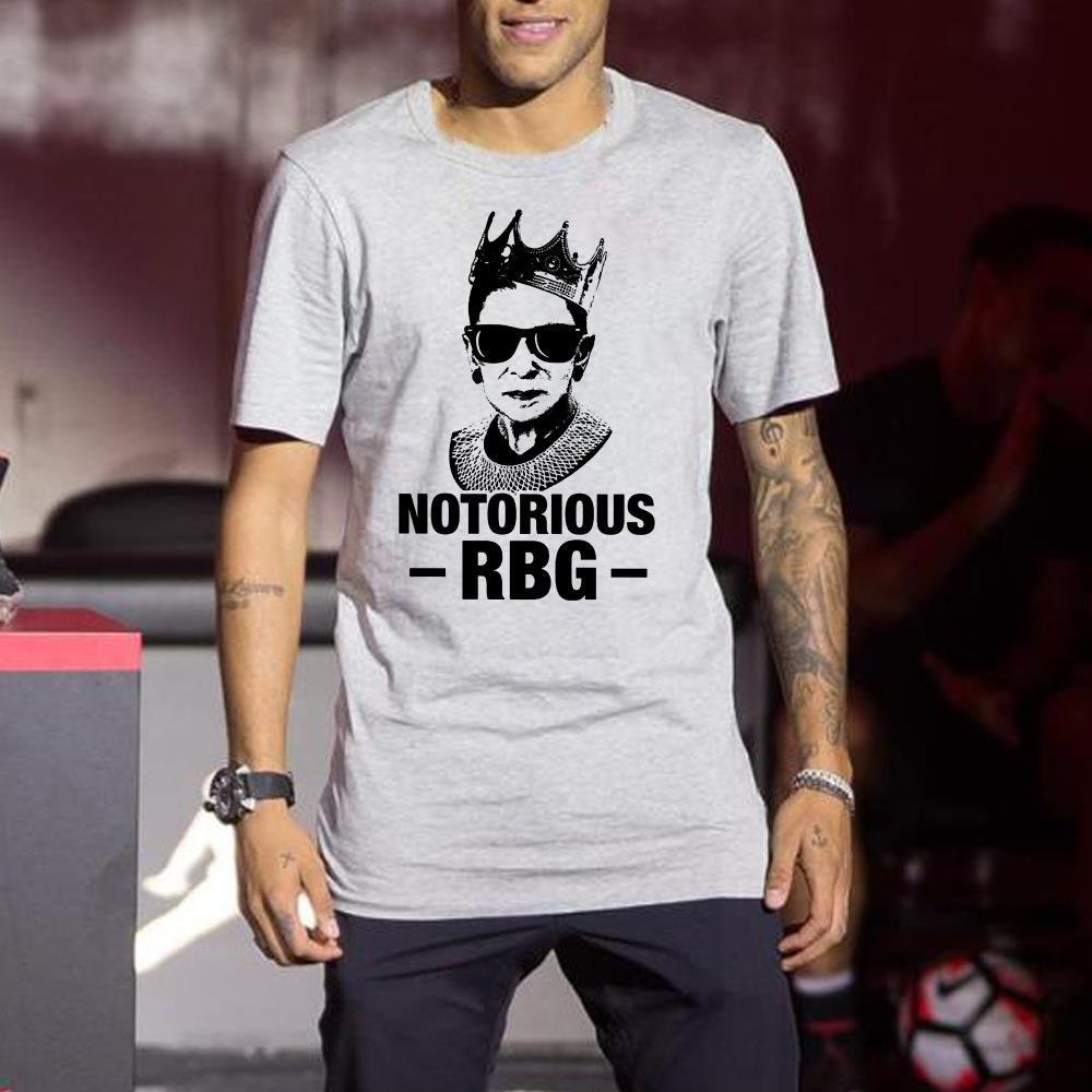 - Ruth Bader Ginsburg Notorious RBG shirt