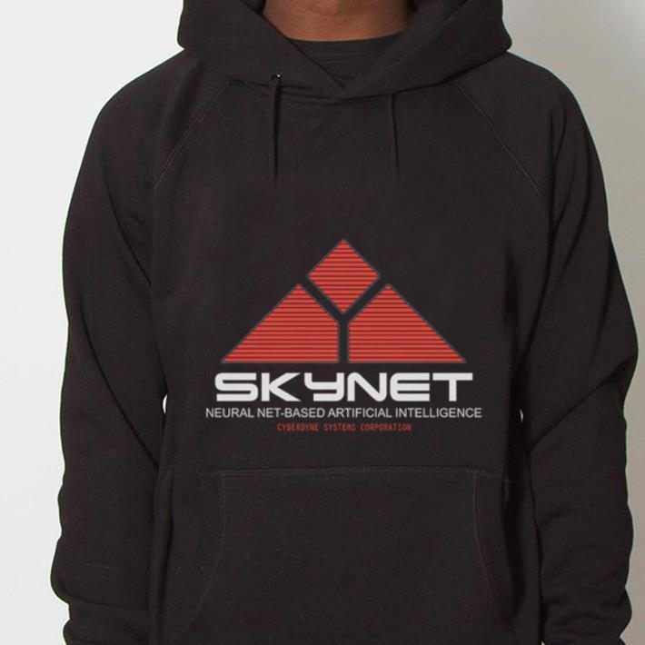 - Skynet Neural Net based artificial intelligence shirt