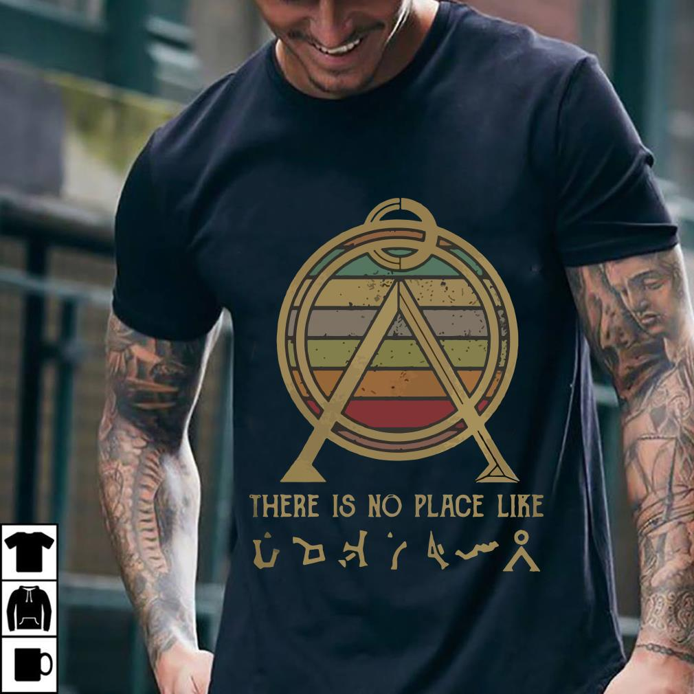 - There's no place like Terra shirt