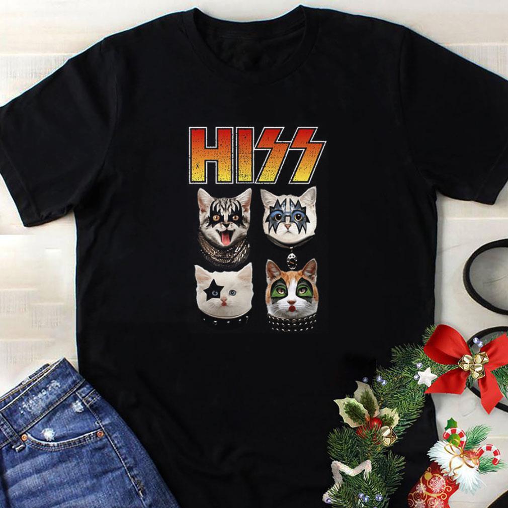 Hizz cats shirt 1