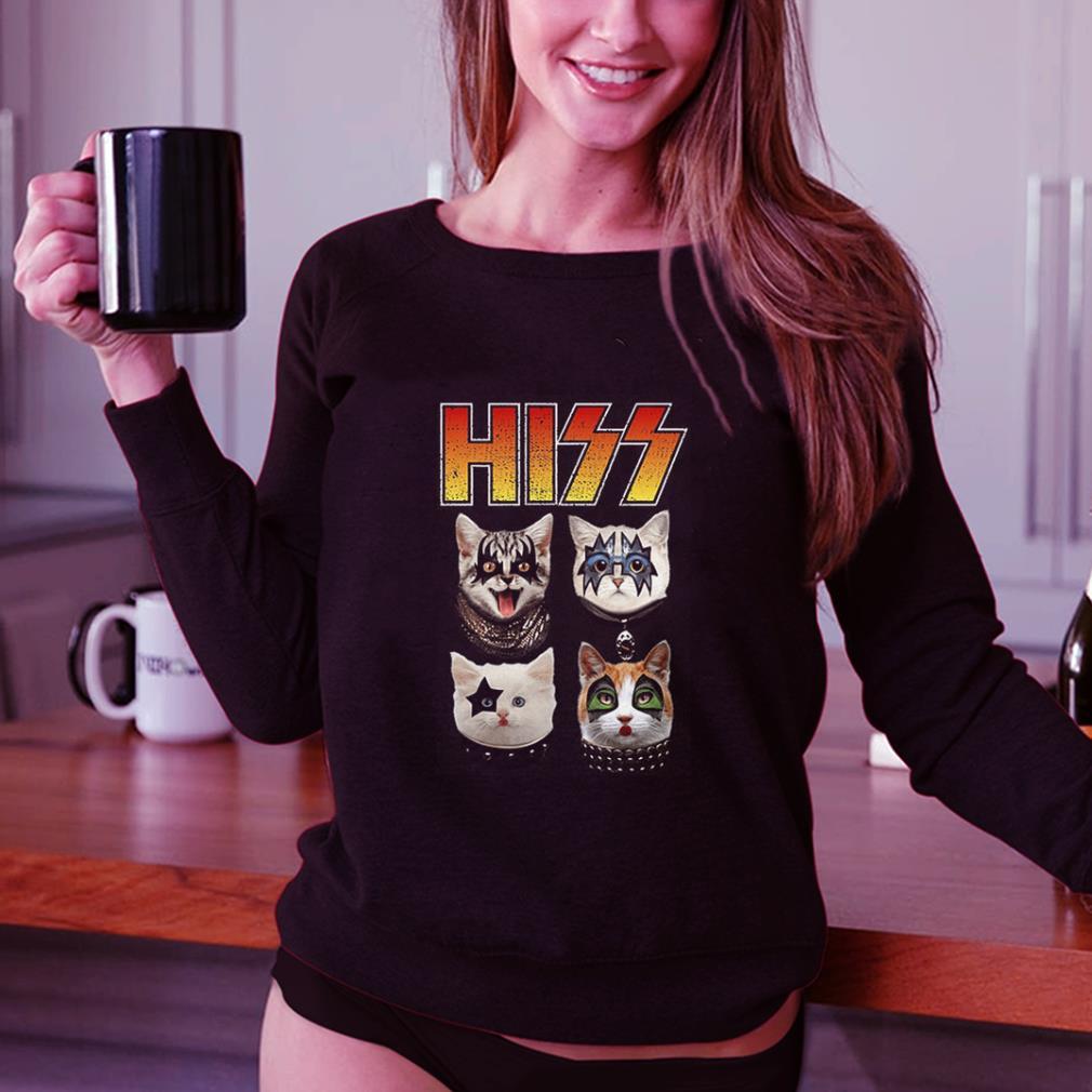 Hizz cats shirt 3