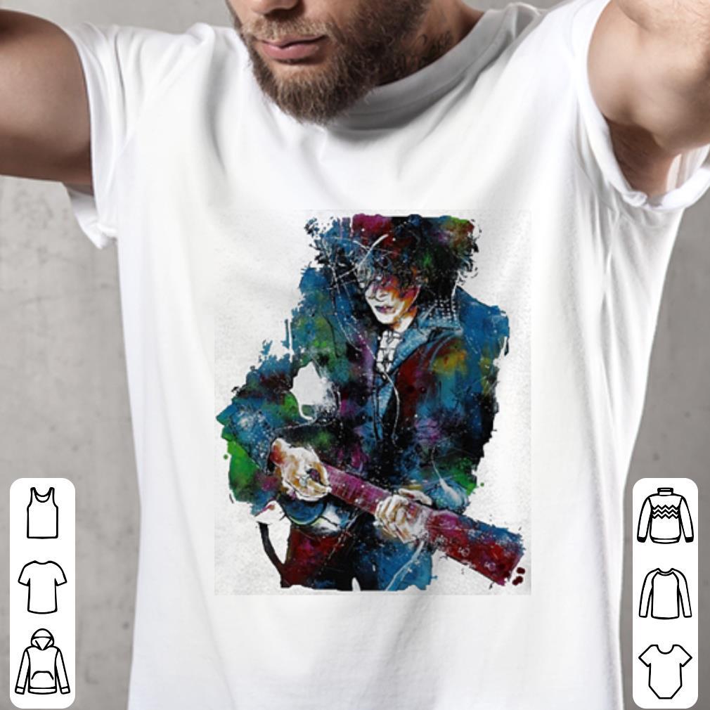 Laura Pergolizzi mix color shirt 2