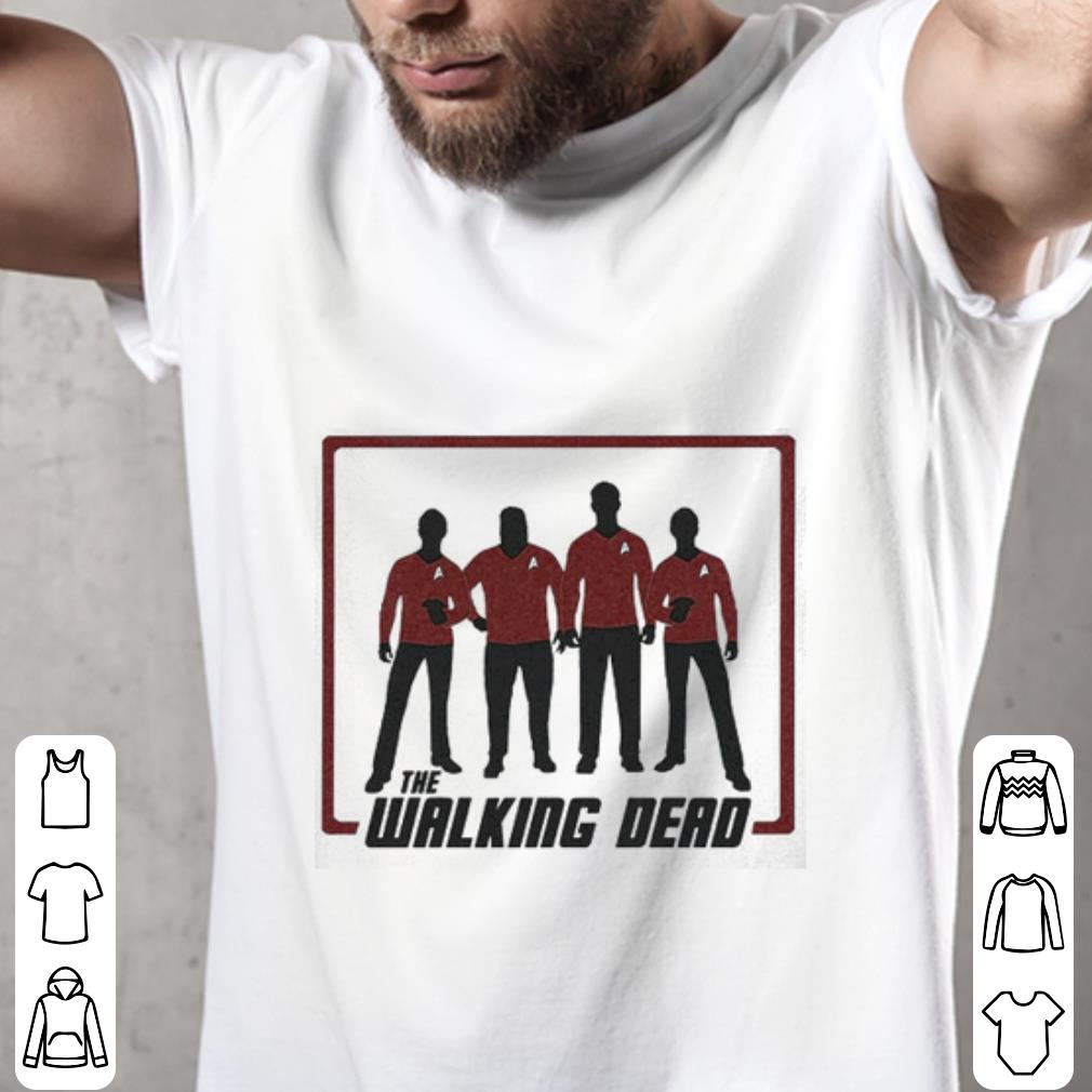 - Star Trek The Walking Dead shirt