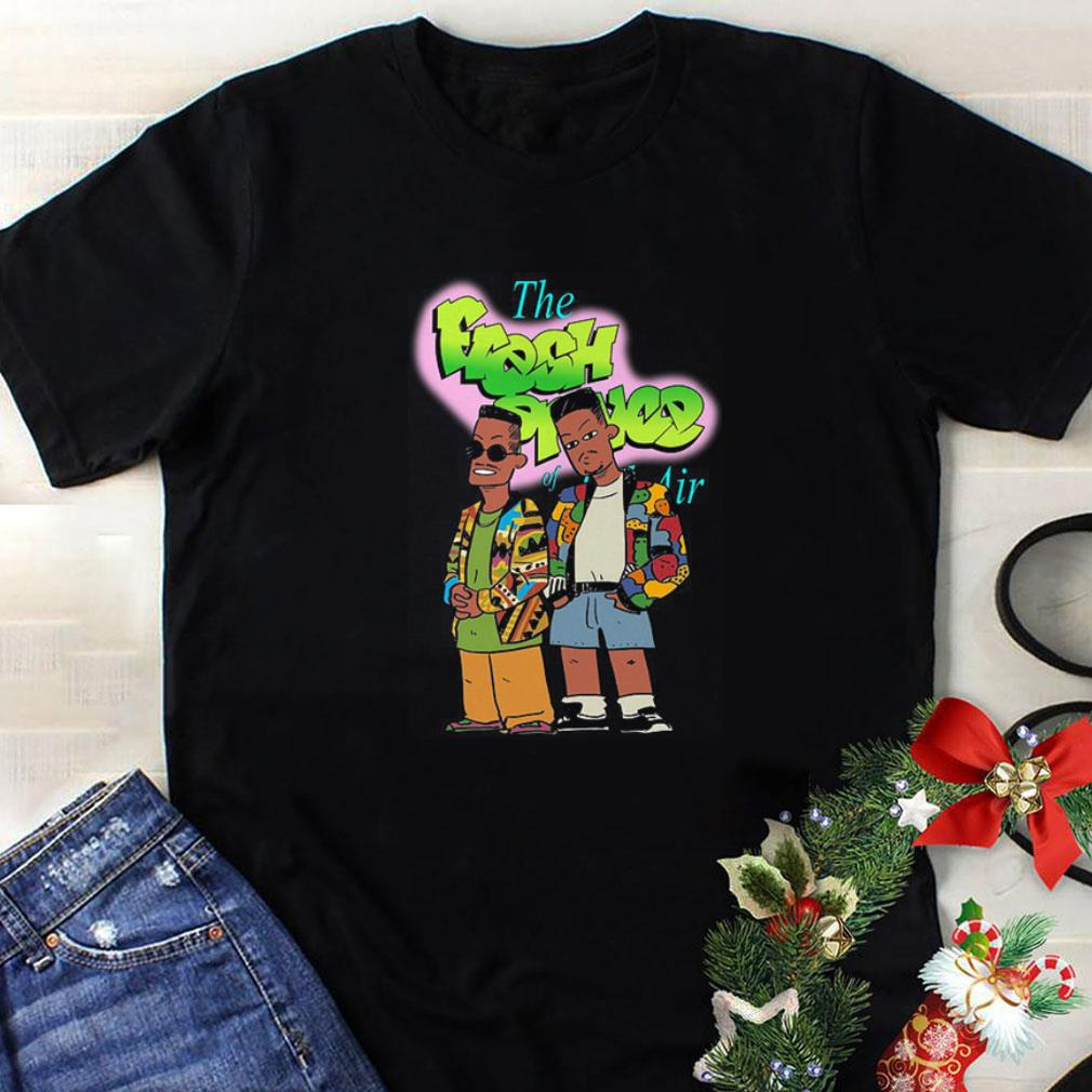 The fresh prince of Bel Air shirt 1