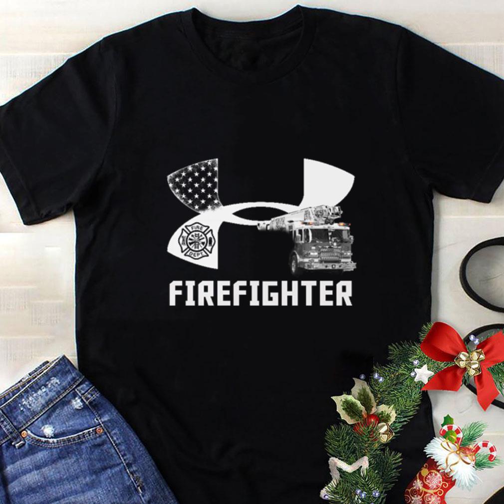 - Under Armour Firefighter shirt
