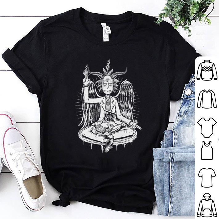 BaphoRick INK poisoning apparel shirt 1