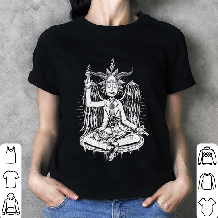 BaphoRick INK poisoning apparel shirt 3