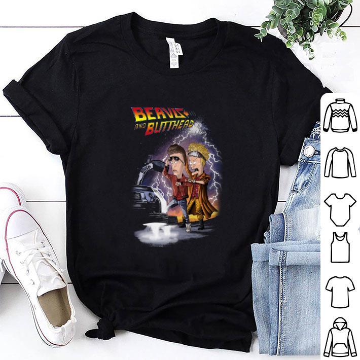 Beavis and butthead car shirt 1