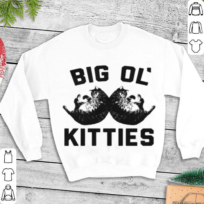 Big Ol' Kitties shirt 1