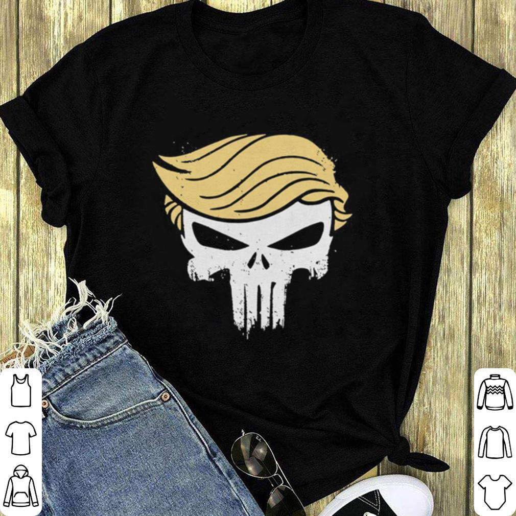 Trump Punisher shirt 1