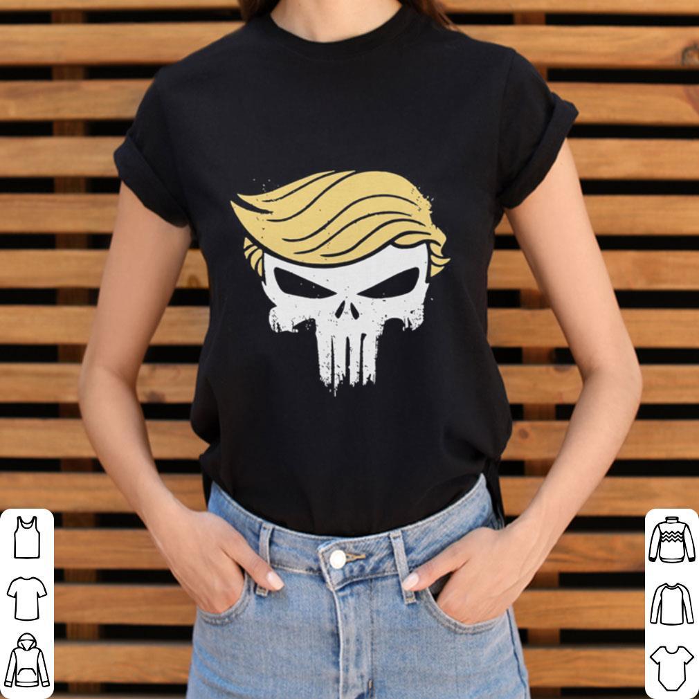 Trump Punisher shirt 3