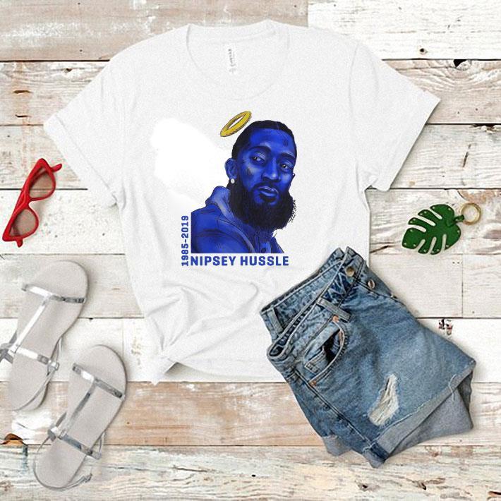 - 1985 2019 Rip Nipsey Hussle shirt