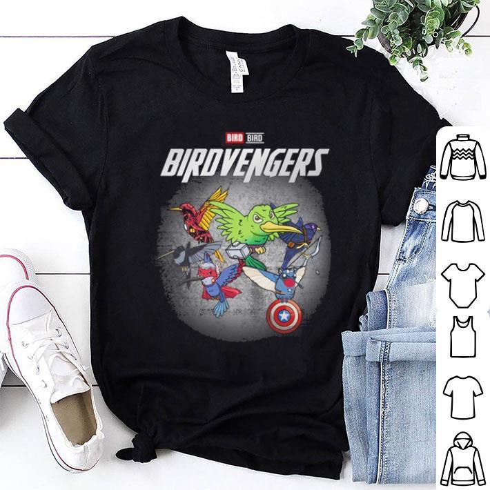 - Bird Birdvengers Marvel Avengers Endgame shirt