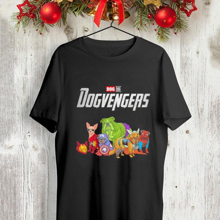 Dog Dogvengers Marvel Avengers Endgame shirt