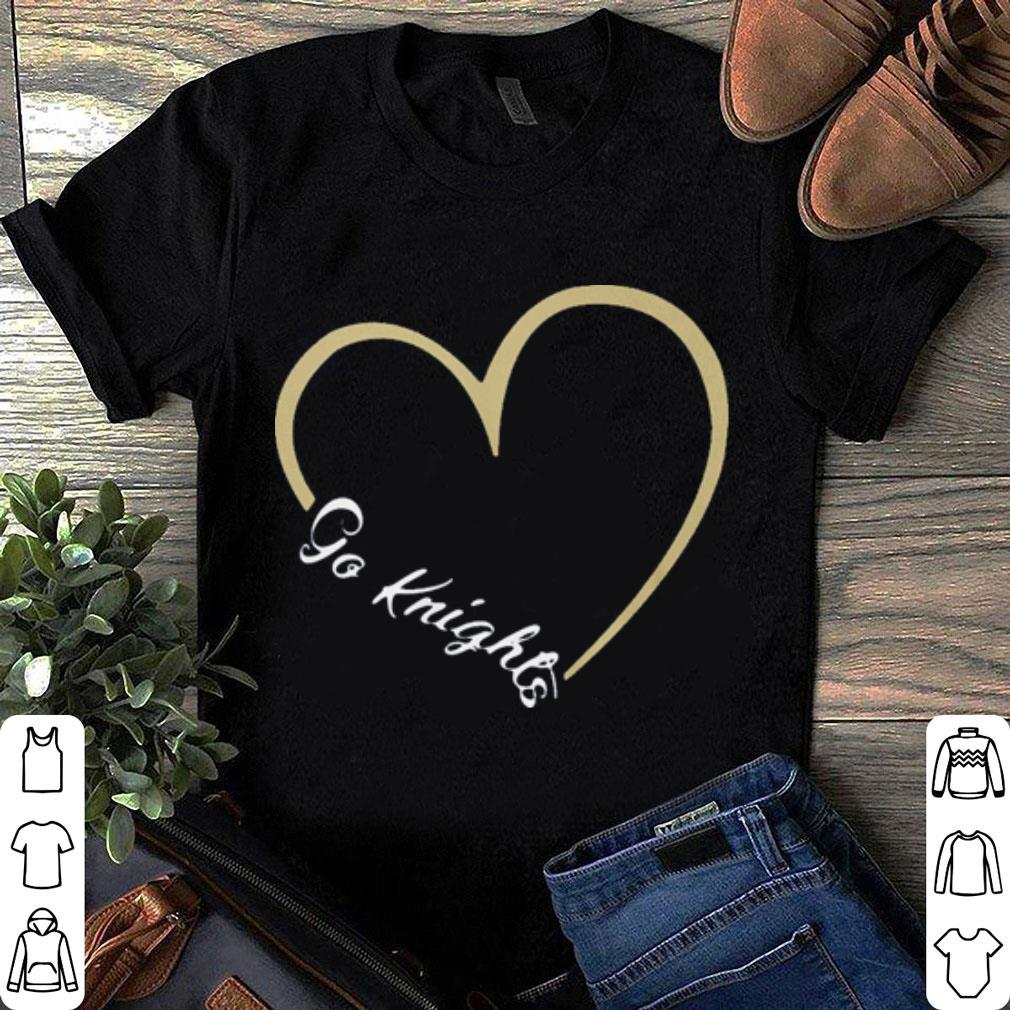 Heart 3-4 UCF knights shirt 1