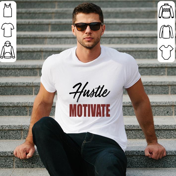 Hustle Motivate Nipsey Hussle Victory Lap shirt, hoodie, sweater