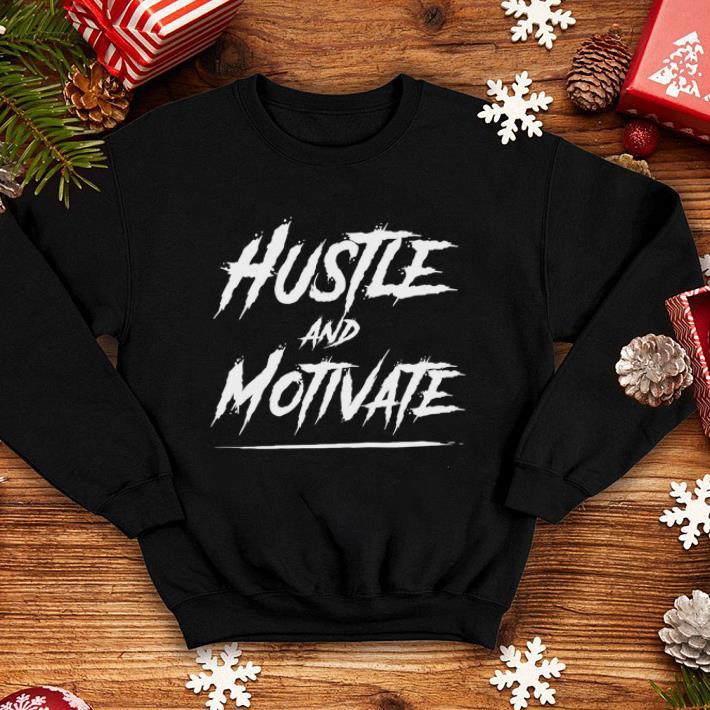 Hustle and Motivate RIP Nipsey Hussle shirt