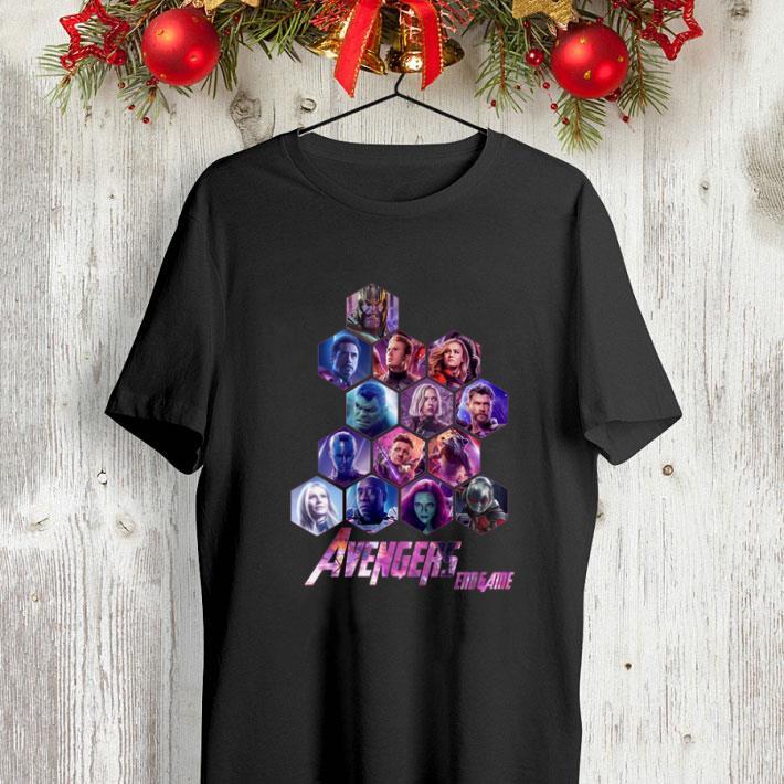 Marvel Avengers Endgame Poster Hive shirt