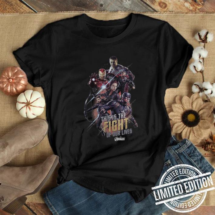 - Marvel Avengers Endgame this is the fight of our lives shirt