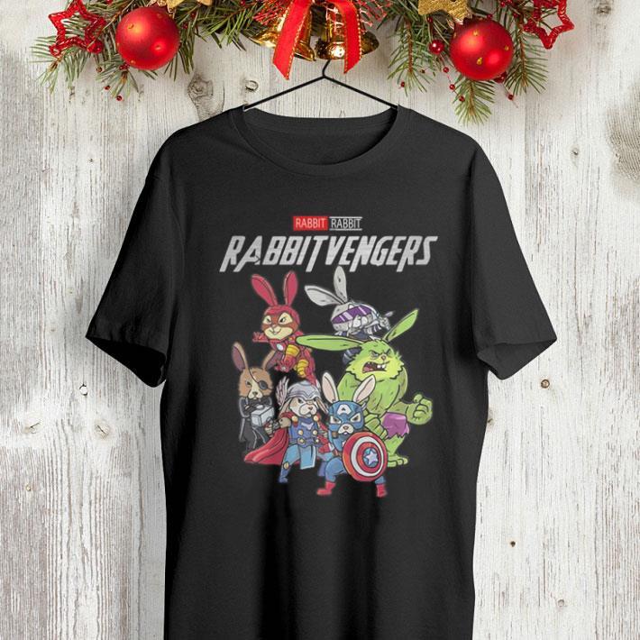 Marvel Rabbitvengers Avengers Endgame Rabbit shirt