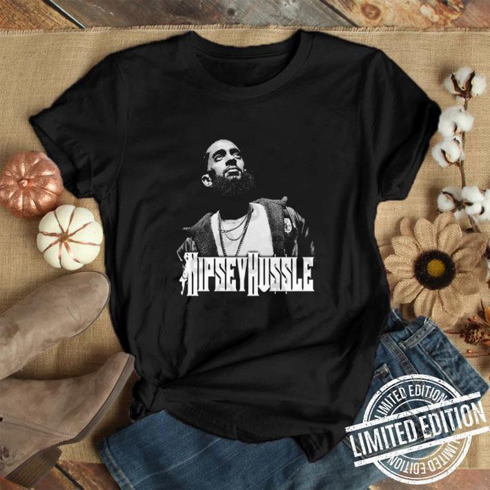 Clickbuypro Unisex T-shirt Pray Legend Rapper Rip Crenshaw Nipsey Hussle Tmc Shirt Hoodie Navy M