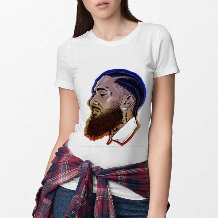 Rapper Rip Crenshaw Rest in peace Nipsey Hussle 1985-2019 TMC shirt 3