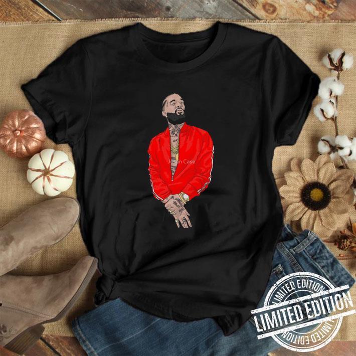 Rip King Nipsey Hussle Tha Late Tha Great Crenshaw TMC shirt 1