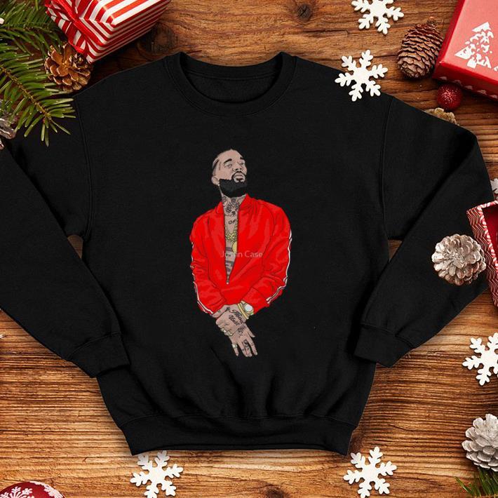 Rip King Nipsey Hussle Tha Late Tha Great Crenshaw TMC shirt