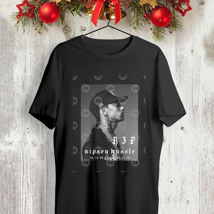 - Rip Nipsey Hussle Crenshaw TMC legend rapper shirt