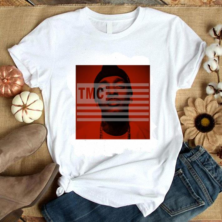 Rip Rest in Peace Nipsey Hussle TMC 1985-2019 Crenshaw shirt 1