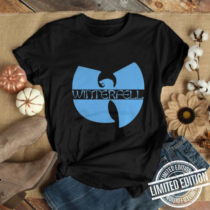 - Wutang Clan Winterfell shirt