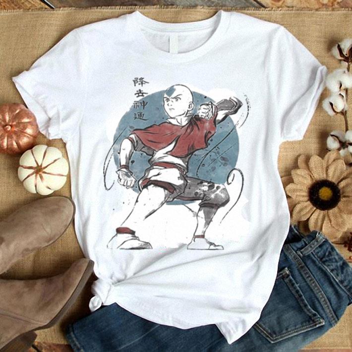 - Midna Avatar Aang shirt