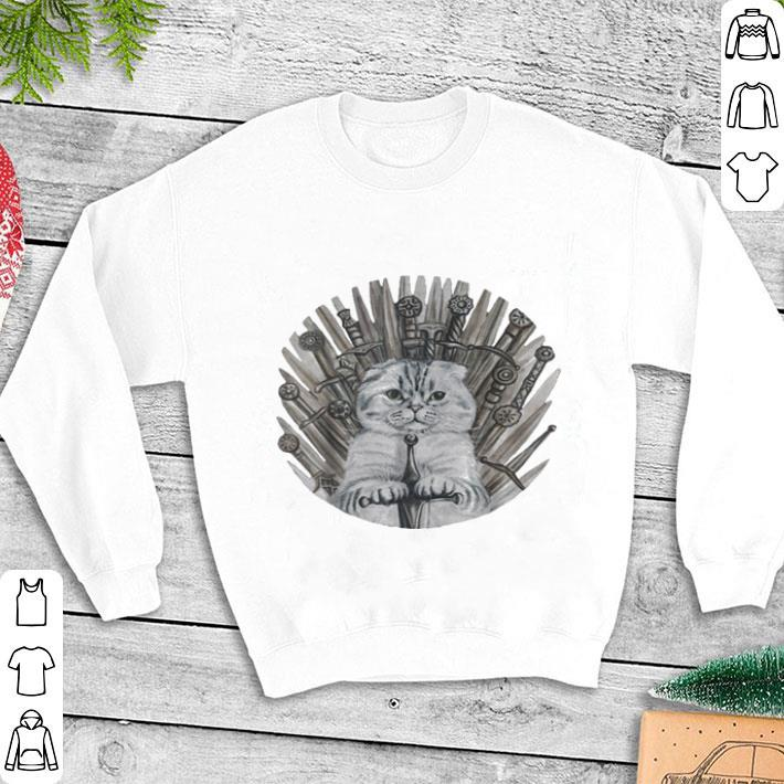 Boss Game Of Cat Game Of Thrones shirt 1