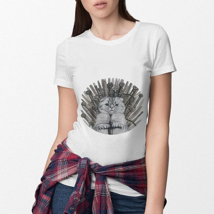 Boss Game Of Cat Game Of Thrones shirt 3