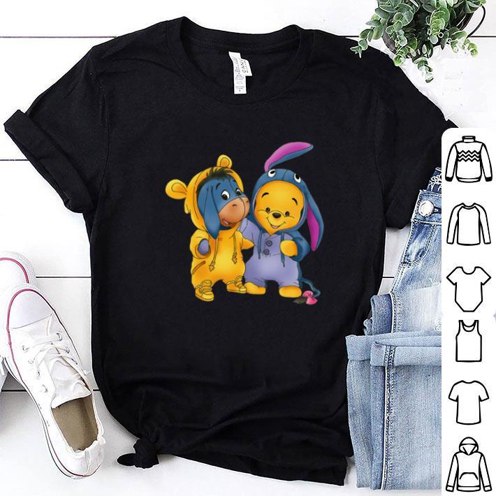 Eeyore and Pooh winnie The Pooh shirt 1