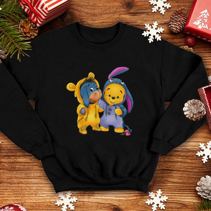 Eeyore and Pooh winnie The Pooh shirt