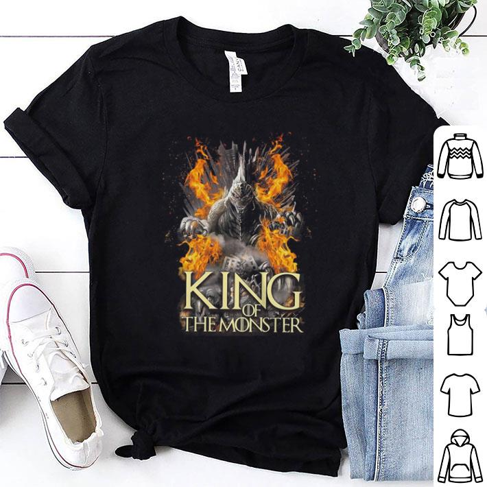Game of Thrones Godzilla king of the monsters shirt 1