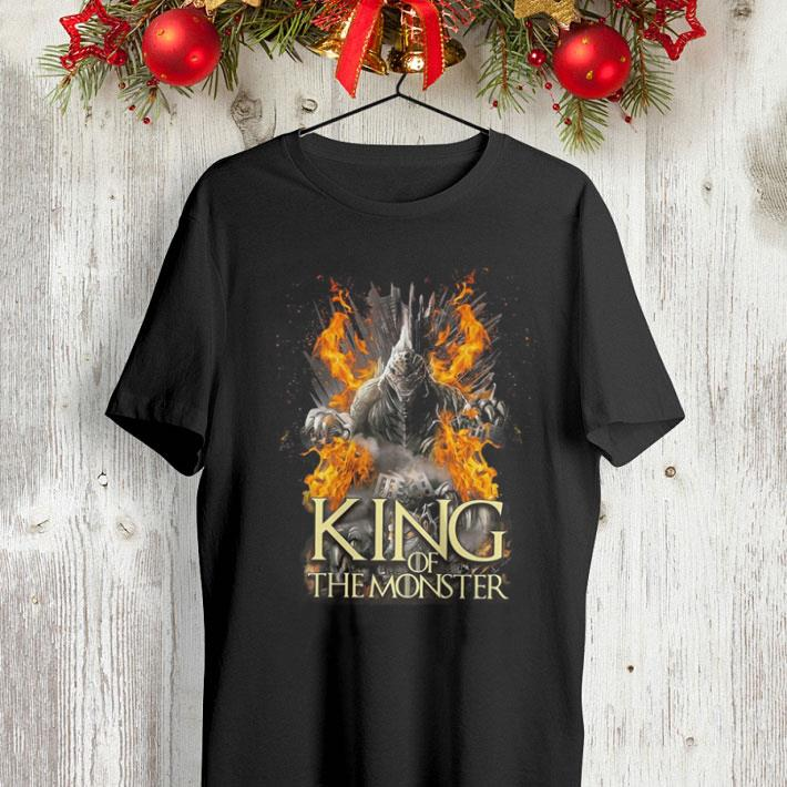 Game of Thrones Godzilla king of the monsters shirt