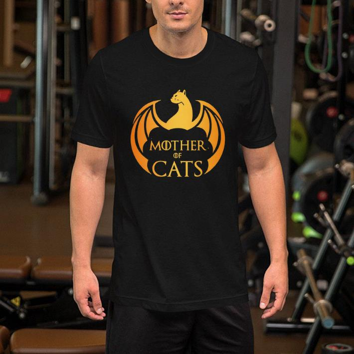 Mother Of Cats Game Of Thrones shirt 2