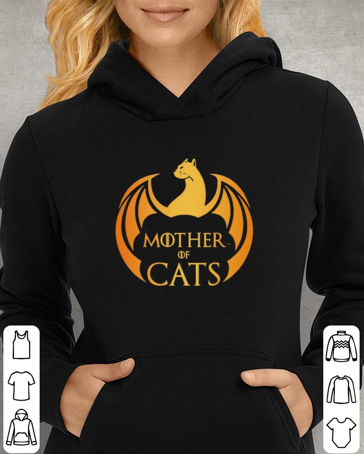 - Mother Of Cats Game Of Thrones shirt
