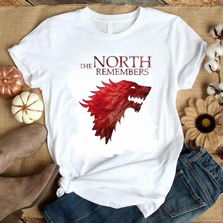 - The North Remembers Game Of Thrones shirt