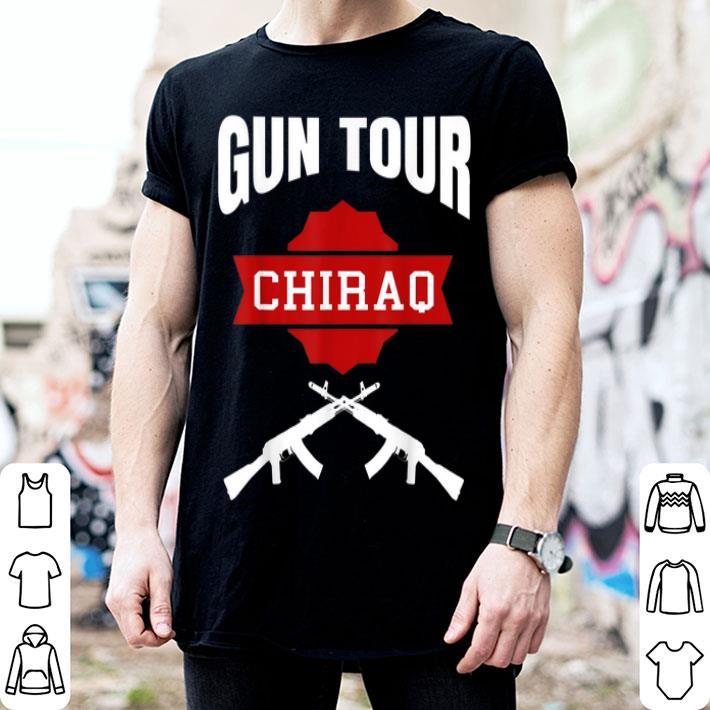 - Cool Chiraq Gunour Chicago Independence Day shirt