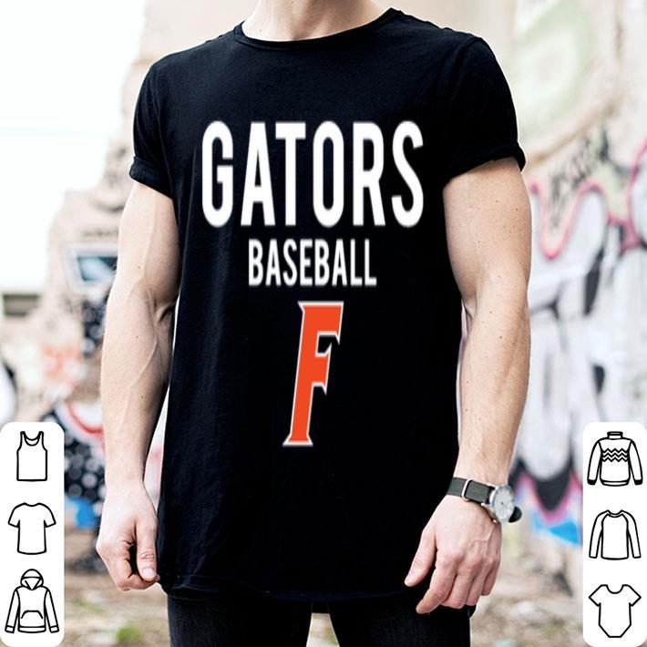 - Florida Gator Baseball shirt