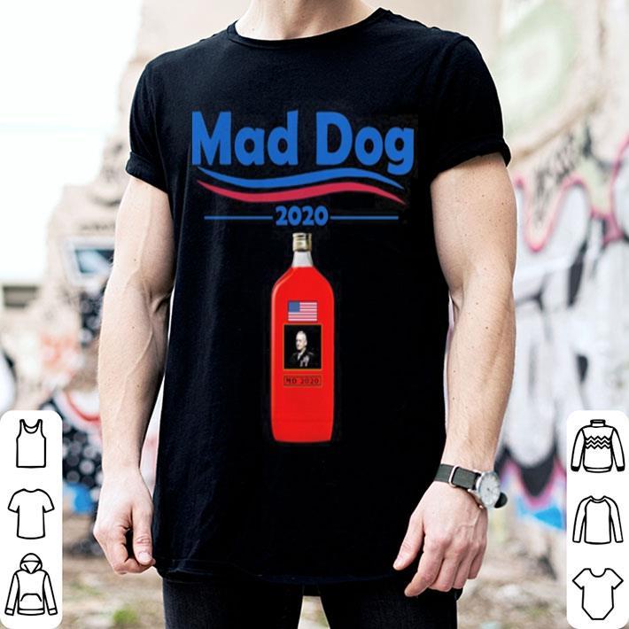 Mattis Petraeus Mad Dog 2020 shirt