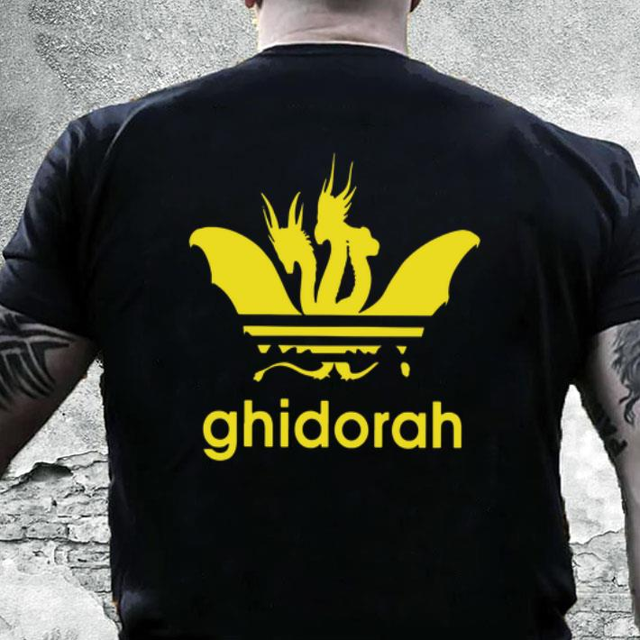 - Adidas King Ghidorah King Of The Monsters shirt