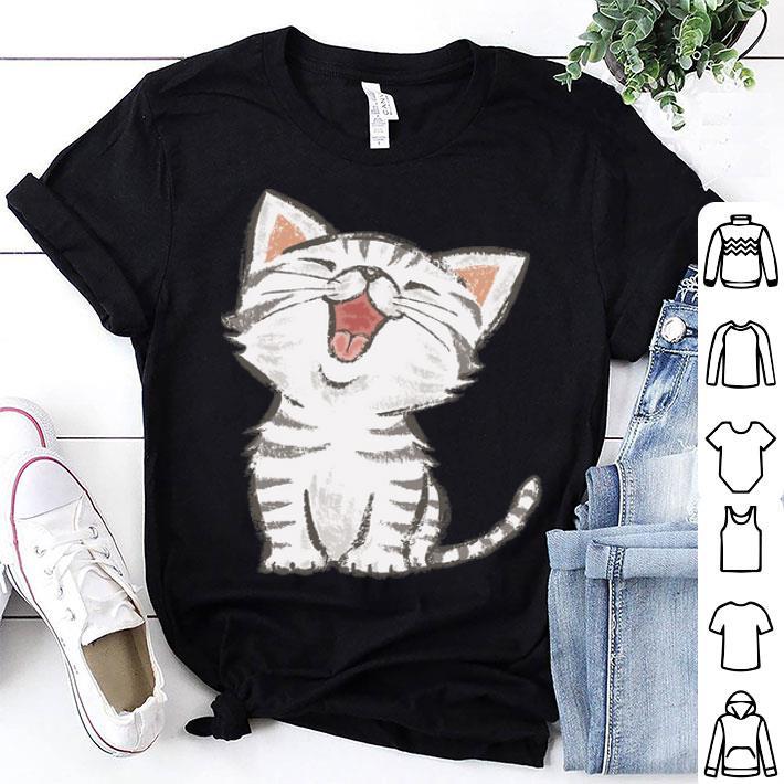 American Shorthair Happy shirt