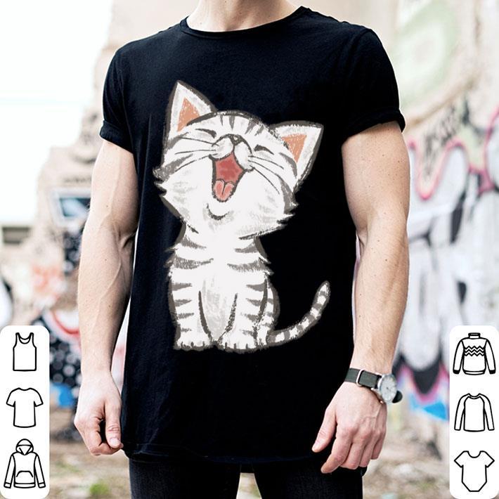 - American Shorthair Happy shirt