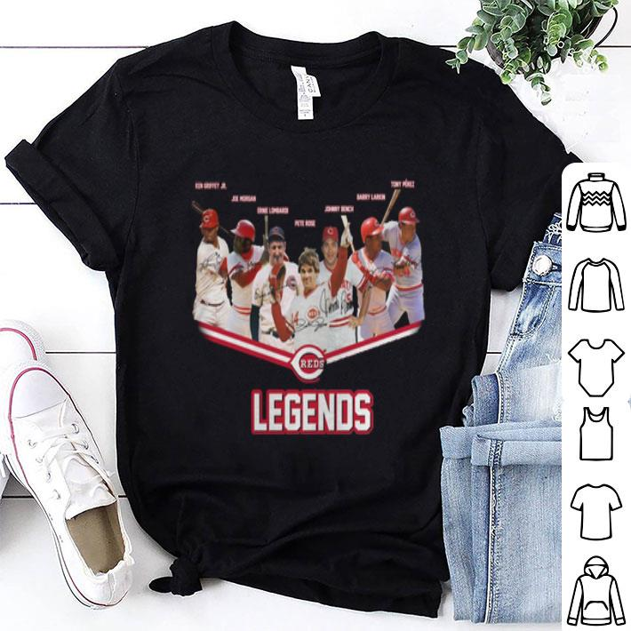 Cincinnati Reds legends shirt