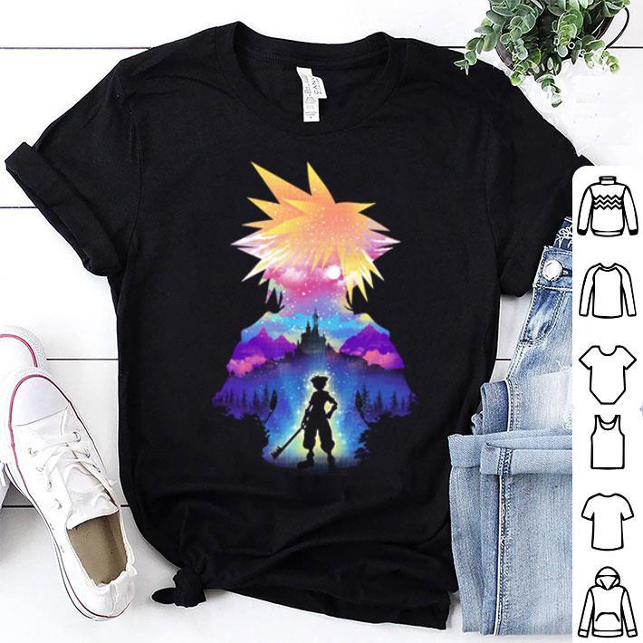 - Midnight Sora Kingdom Hearts 3 shirt