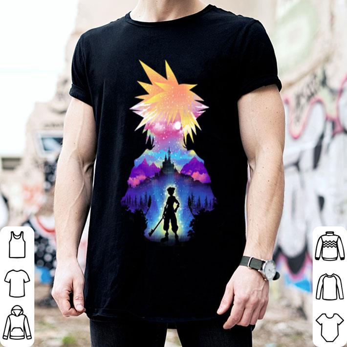 Midnight Sora Kingdom Hearts 3 shirt